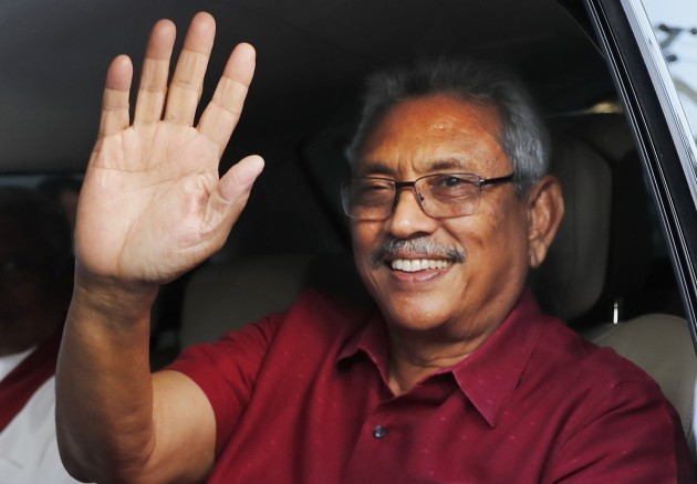 Sri Lanka's Newly Elected President Gotabhaya's Corruption Charges Dropped, Travel Ban Lifted