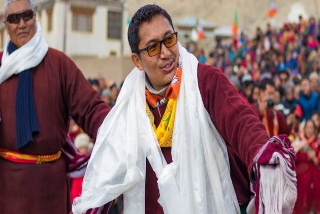 Magsaysay Awardee Fears 'Tibet Like Fate' For Ladakh, MP Namgyal Says, 'India is Not China'