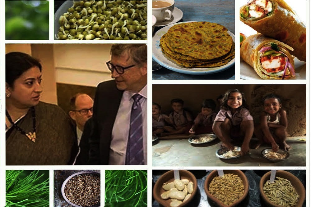 Heritage Seeds To Sprouted Dal Parantha, A Week Of Unusual Excitement