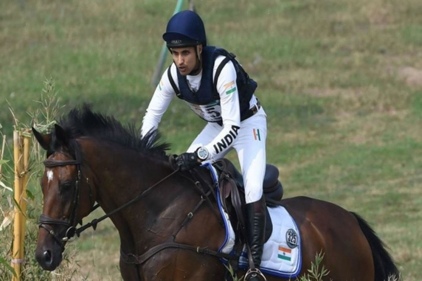 Indian Equestrian Fouaad Mirza Seals Historic Olympic Qualification