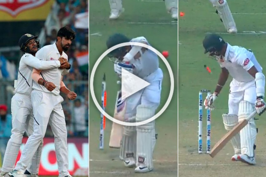 IND Vs BAN, Day-Night Test: Ishant Sharma Rules The Roost In Historic Match With Devastating Spell - WATCH