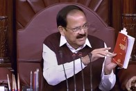 Electoral Bonds Issue 'Not Important Enough To Set Aside Business', RS Chairman Venkaiah Naidu Tells Congress