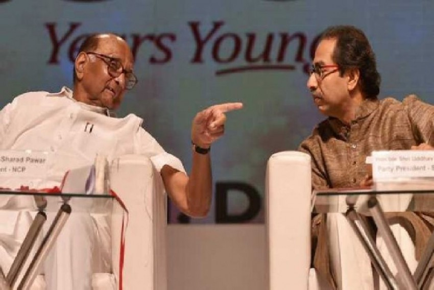 Uddhav Thackeray Will Lead Shiv Sena-Congress-NCP Govt In Maharashtra: Sharad Pawar