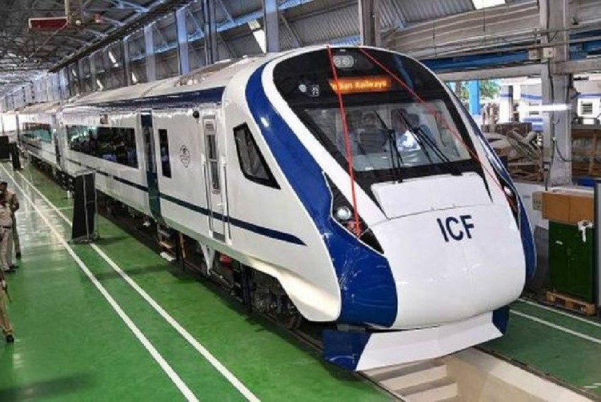 Vande Bharat Express Develops Technical Glitch, Tejas Rake To Run In Its Place