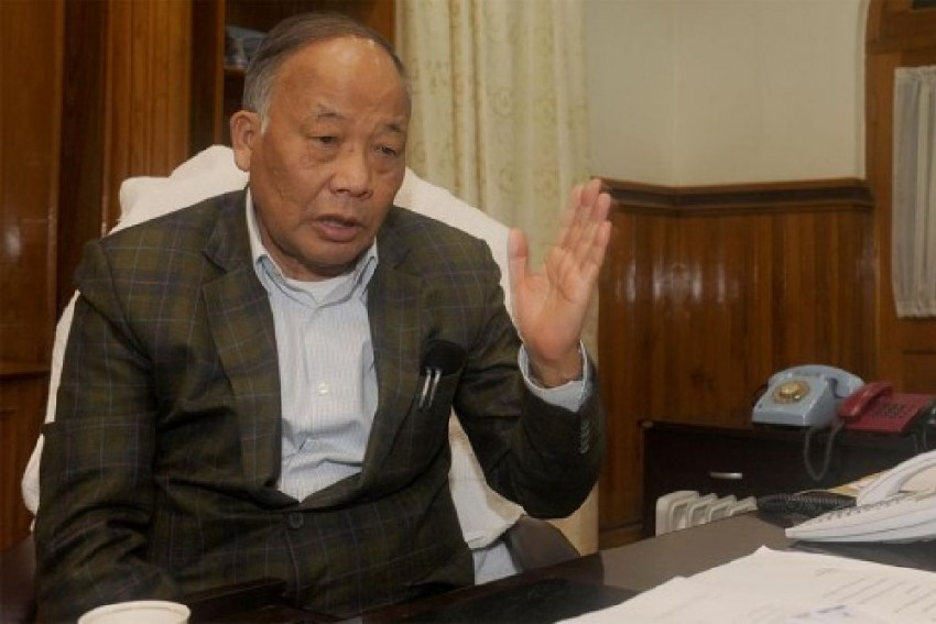 'Misappropriation Of Rs 332 Cr': CBI Raids, Files Case Against Ex-Manipur CM & Congress Leader Ibobi Singh