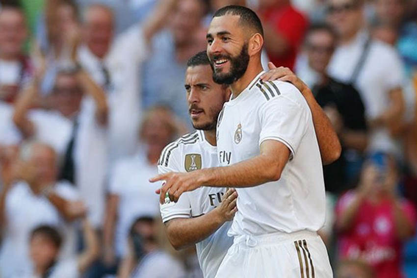 LaLiga 2019-20: High-Flying Real Madrid Gear Up For Real Sociedad Test