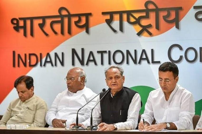 Illegitimate Govt Formation Will 'Self Destruct', Says Congress