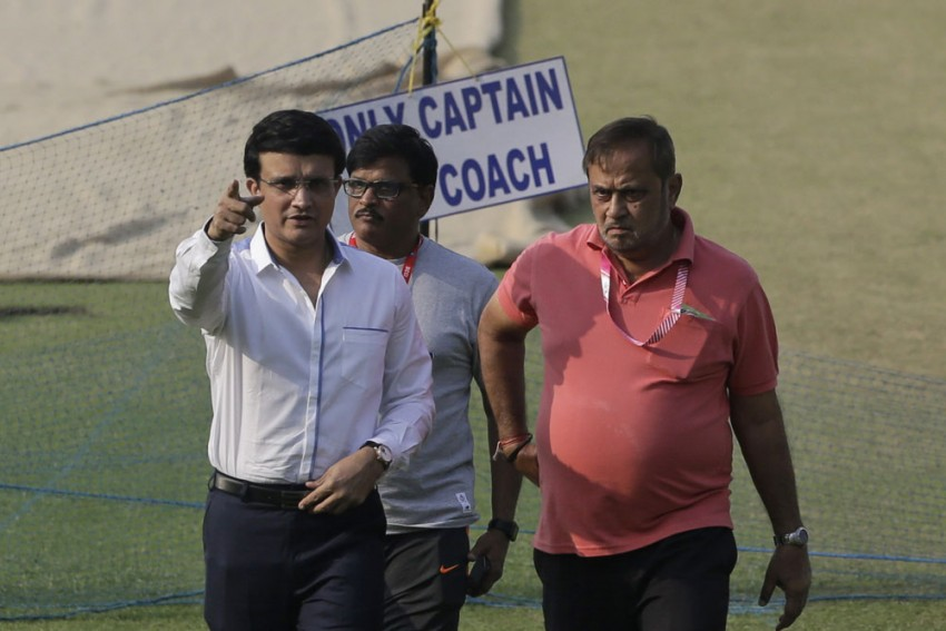 IND Vs BAN, Day-Night Test: BCCI President Sourav Ganguly Gives His Verdict On Pink Ball