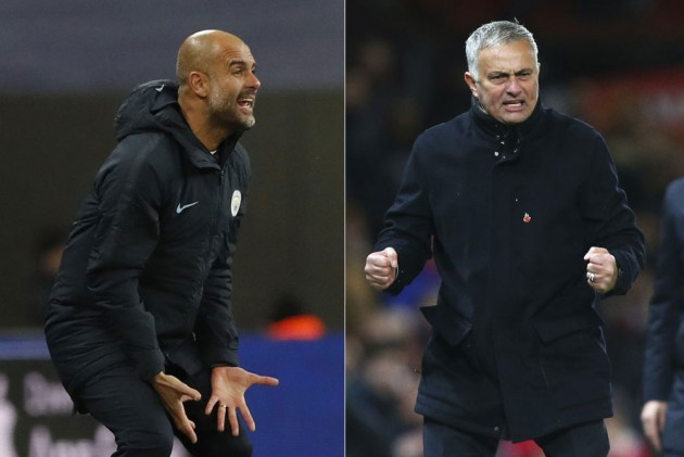 'Incredible' Jose Mourinho Will Shine At Tottenham, Says Old Foe Pep Guardiola