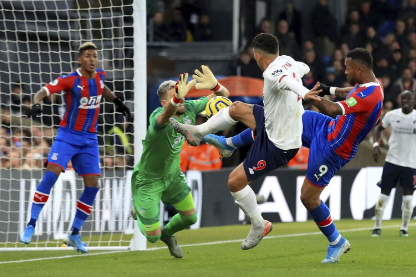 EPL 2019-20, Crystal Palace 1-2 Liverpool: Roberto Firmino Strikes Late For Relentless Reds