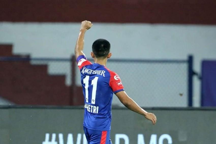 ISL 2019-20, Bengaluru FC 1-0 Kerala Blasters: Sunil Chhetri Scores All Important Goal