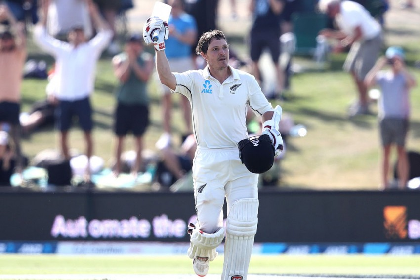 BJ Watling Century Helps New Zealand Into Lead Against England In First Test