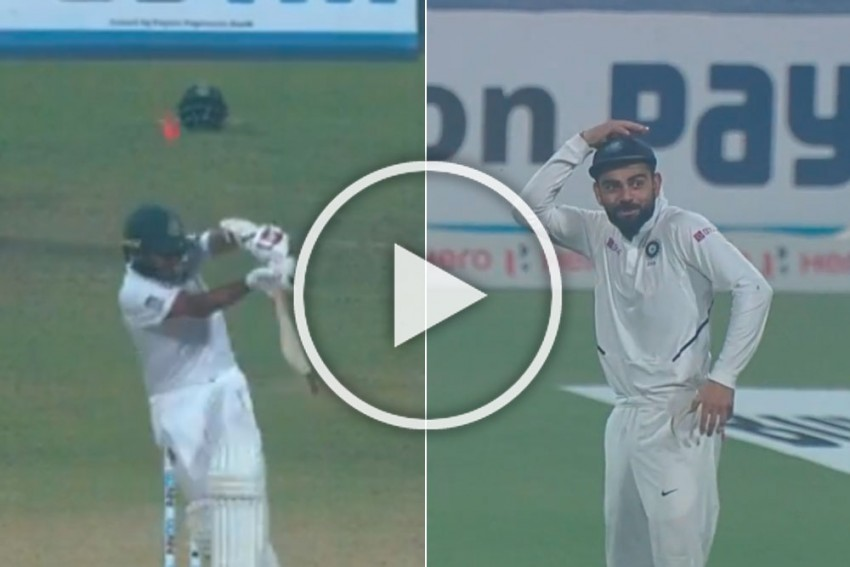 IND Vs BAN, Day-Night Test: Mohammed Shami Bouncer Goes For Bizarre Six, Leaves Eden Gardens 'Shell-Shocked' - WATCH