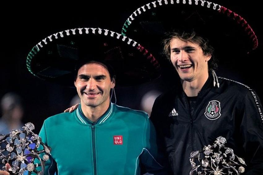Roger Federer, Alexander Zverev Smash Tennis Record In Mexico