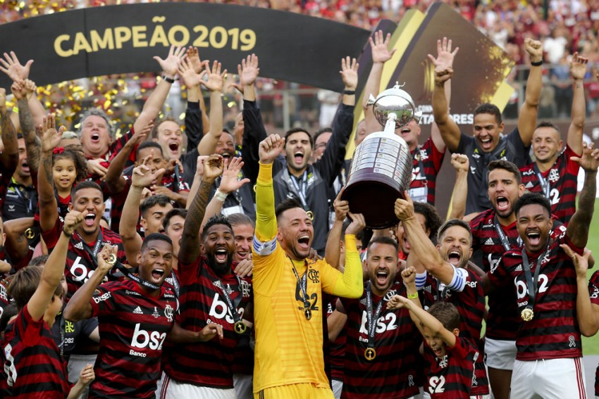 Copa Libertadores: Flamengo Beat River Plate To Become South American Champions