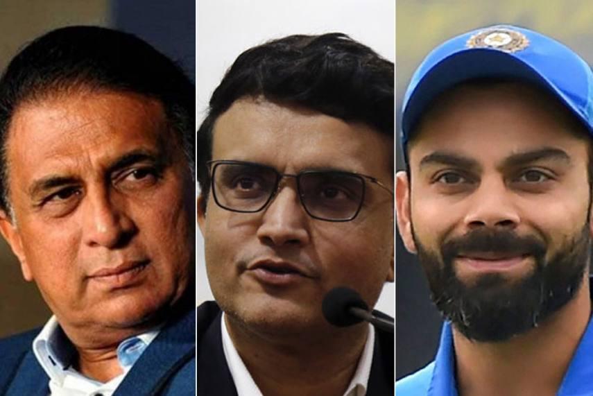 Ind Vs Ban Sunil Gavaskar Tears Virat Kohli Apart For His