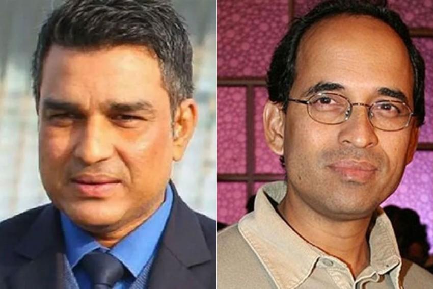 IND Vs BAN, Day-Night Test: Sanjay Manjrekar And Harsha Bhogle Involved In Brutal Fight, Fans Roast Former India Cricketer - LISTEN