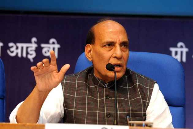 No Power In World Can Stop Ayodhya's Ram Temple Construction: Rajnath Singh