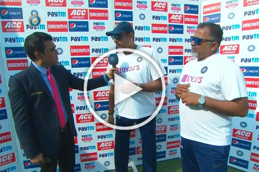 IND Vs BAN, Day-Night Test: Pure Gold! Ravi Shastri Describes India's Unprecedented Success In Best Possible Manner - WATCH