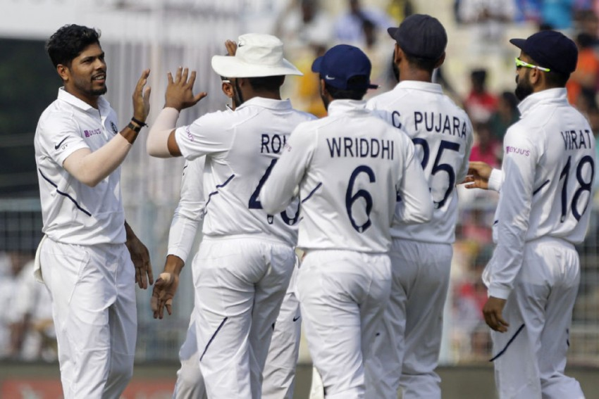 IND Vs BAN, Day-Night Test: India Defeat Bangladesh To Register Record 12th Successive Series Win At Home