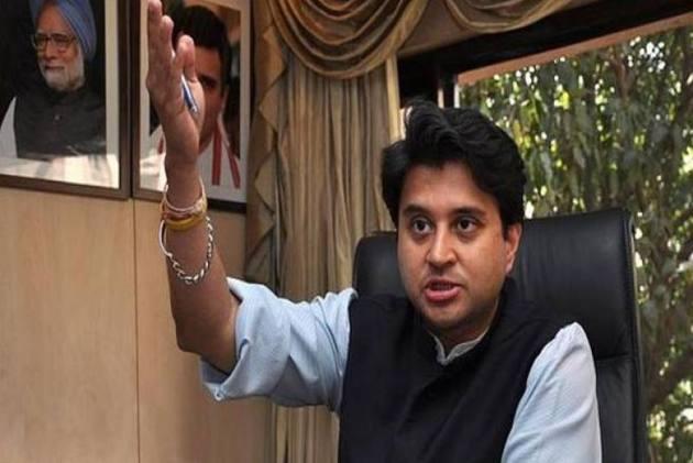 Amid Maharashtra Political Drama, How Scindia Hogged Limelight, For A While