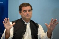 'Democracy Murdered In Maharashtra': Rahul Gandhi In Lok Sabha
