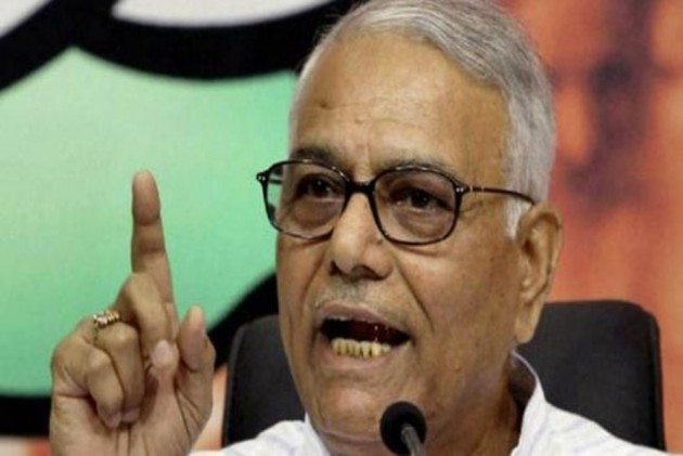 Kashmir's Situation Not Normal, Will Deteriorate Further: Yashwant Sinha After Visit To Valley