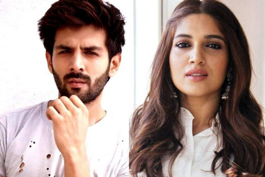 Pati Patni Aur Woh's Kartik Aaryan In Trouble As Bhumi Pednekar Flees In  New Dialogue Trailer