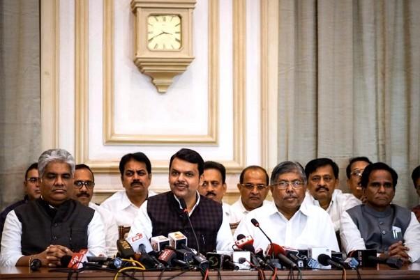 Can BJP Do A Yediyurappa In Maharashtra?
