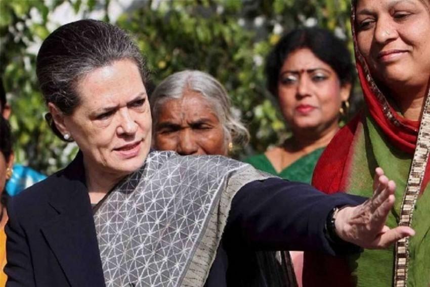 Congress Chief Sonia Gandhi Confident Of Winning Maharashtra Floor Test