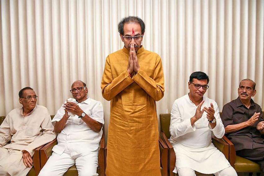 Maharashtra Highlights: Uddhav Set To Be CM, Says Never Dreamed Of Leading State