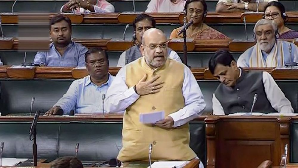 SPG Amendment Bill Will Restore Its Original Intent, Previous Govts Diluted Law: Amit Shah