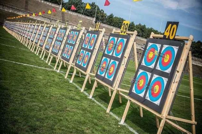 Asian Archery Championships: Abhishek Verma, Jyoti Surekha Vennam Shoot Compound Mixed-Pair Gold