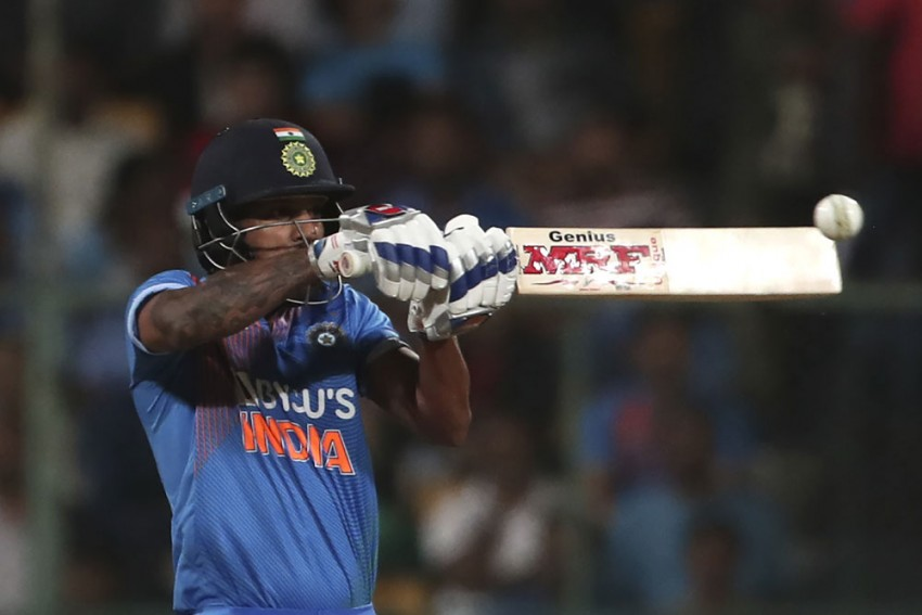 IND Vs WI: Shikhar Dhawan Suffers Deep Cut And Out Of T20Is; Sanju Samson Named Replacement