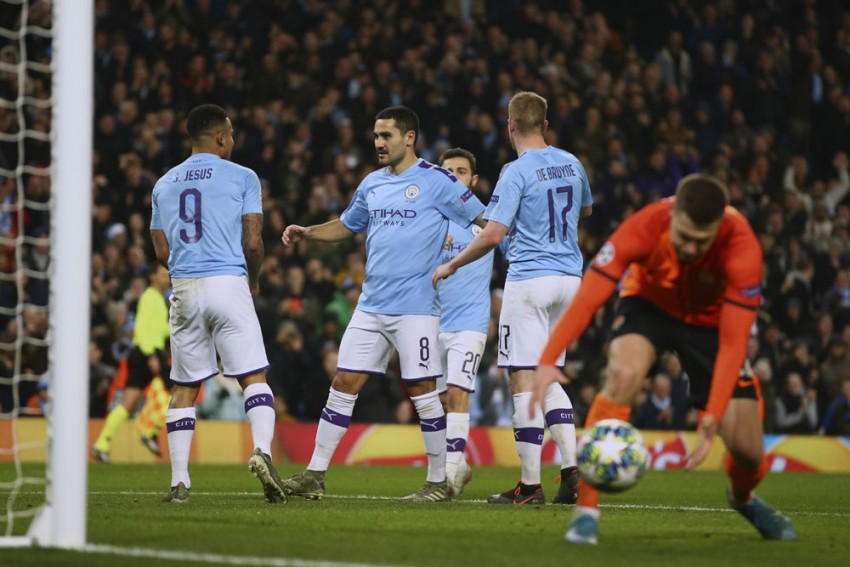 UEFA Champions League: Manchester City 1-1 Shakhtar Donetsk: Pep Guardiola's Side Porgress Despite Disappointing Draw