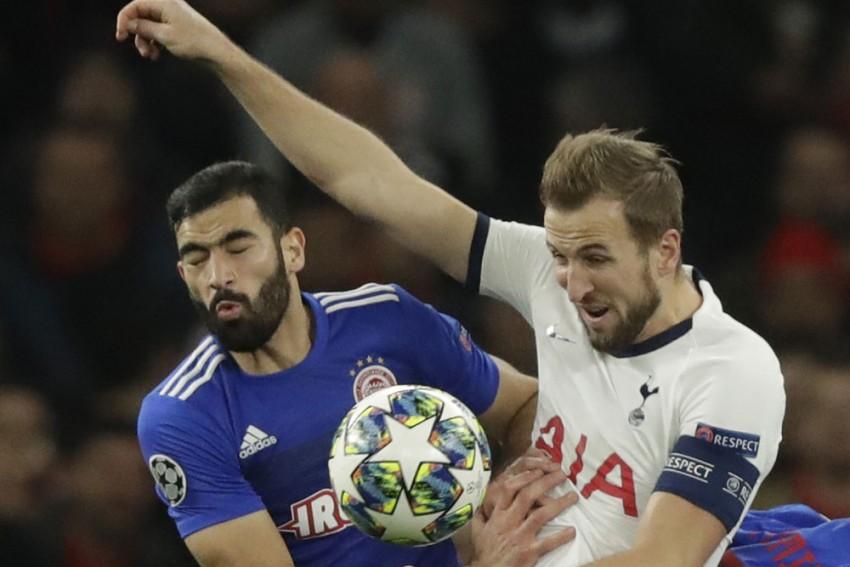 UEFA Champions League: Tottenham Frontman Harry Kane Breaks Legendary Alessandro Del Piero's Massive Record