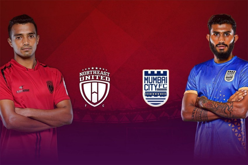 Live Streaming Of NorthEast United Vs Mumbai City: Where To See Live Football Match