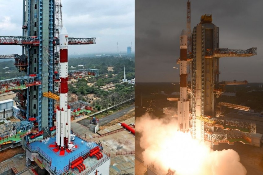 ISRO Launches Earth Imaging Satellite CARTOSAT-3, 13 US Nanosatellites