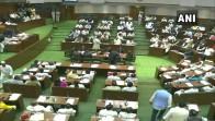 285 Members, Including Fadnavis, Ajit Pawar, Take Oath In Maharashtra Assembly