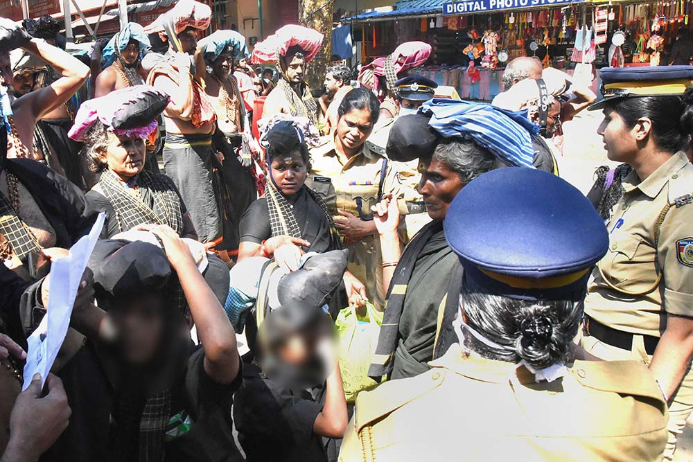 Kerala Flip-Flop On Menstruating Women Visiting Sabarimala Leaves Activists Fuming