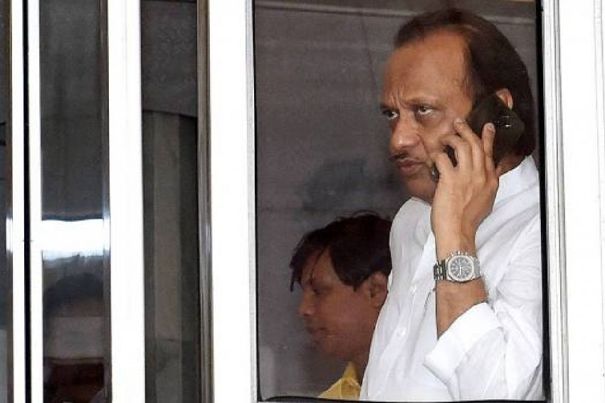 Hours Before Uddhav Thackeray's Swearing-In, Ajit Pawar Says 'Won't Take Oath Today'
