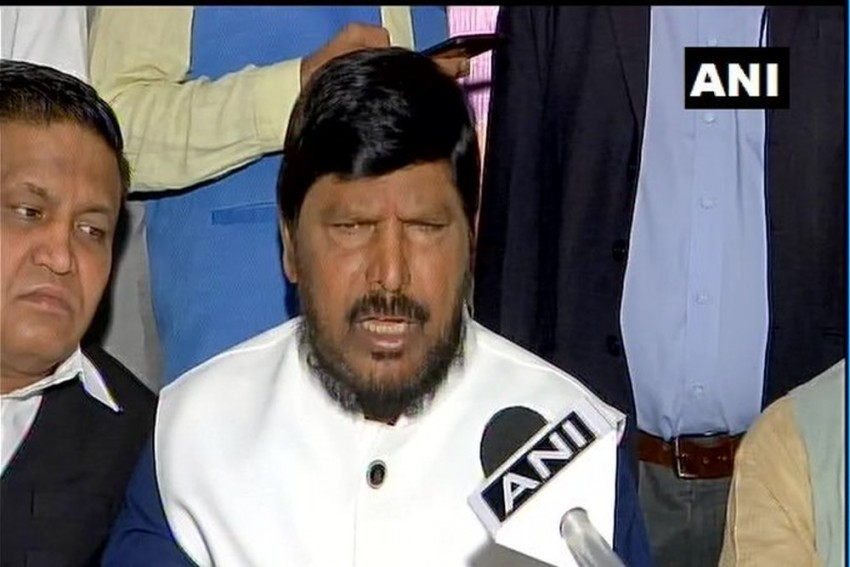 24 Hours Not Enough To Prove Majority, Says NDA's Ramdas Athawale