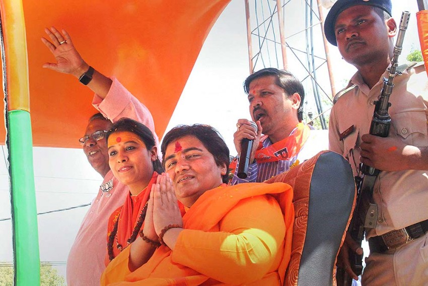 Congress, UPA Allies To Move Censure Motion Against Pragya Thakur In Lok Sabha