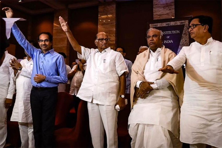 NCP To Get Deputy CM Post, Congress Assembly Speaker In Uddhav Thackeray-led Government
