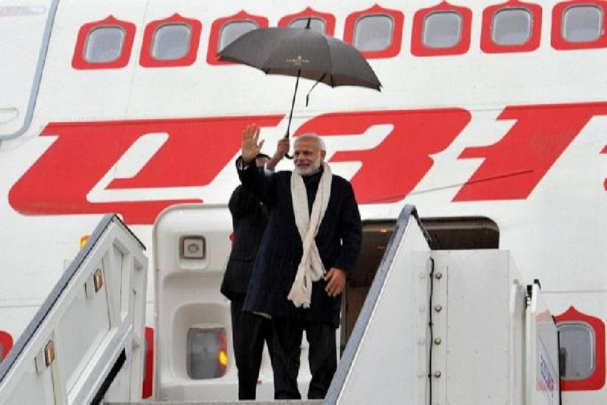 PM Modi Bathes At Airport Terminals During Technical Halts, Avoids Luxury Hotels: Amit Shah
