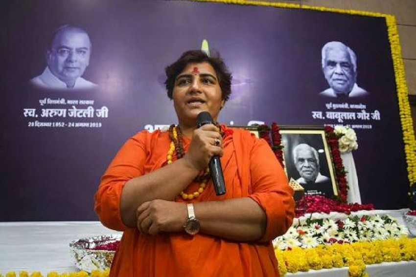 In Defence, Pragya Thakur Says She Defended Udham Singh, Not Godse