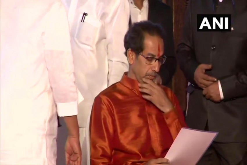 From 'Reluctant' Politician To Chief Minister: Uddhav Thackeray Has Come A Long Way