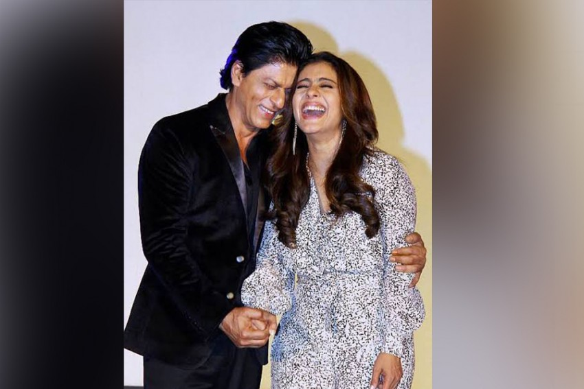 Kajol Has A Hilarious Reply To A Fan Asking Her 'Would You Marry SRK If You Didn't Meet Ajay?'; Check It Out