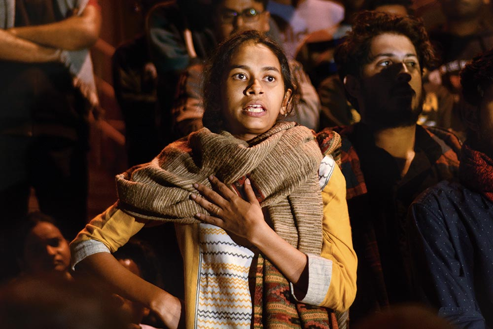 We Are Fighting To Save Last Bits Of JNU's Essence: JNUSU President Aishe Ghosh