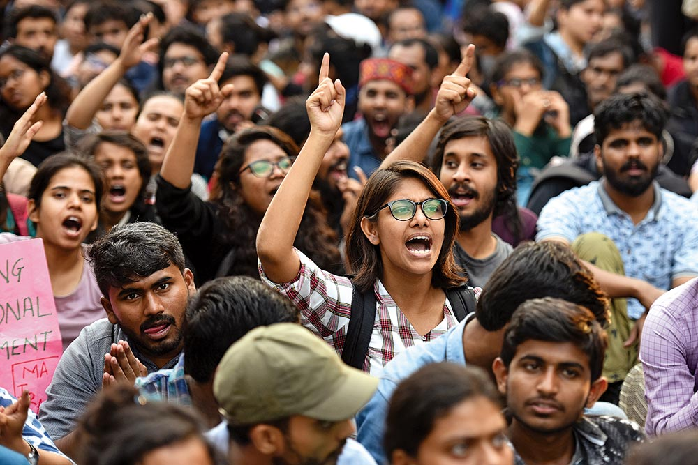 Why Are Students Angry? Is Conflict Over Public-Funded Higher Education Only Reason?